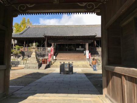 広峰神社の本殿
