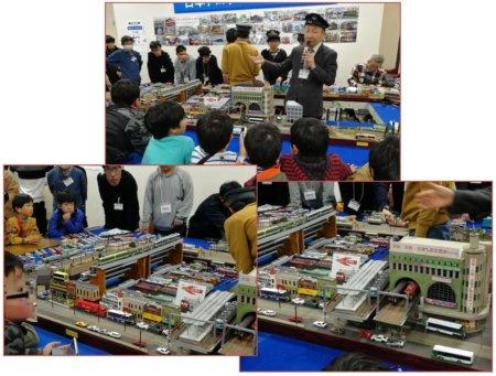 日本トロリーモデルクラブの路面電車