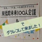 2020/02/22 東播磨未来100人会議でグラレコしてきました!